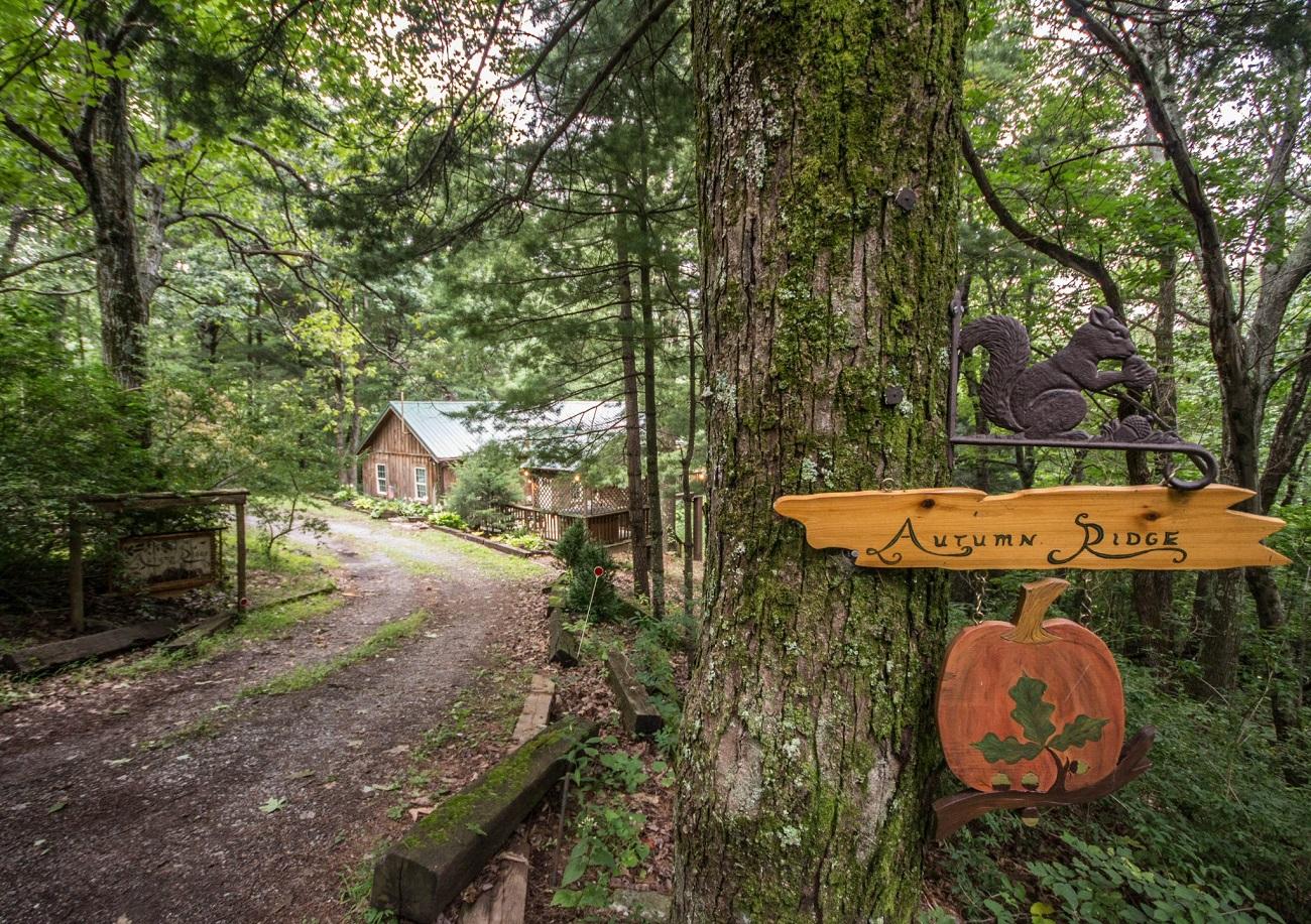 Autumn Ridge Cabin