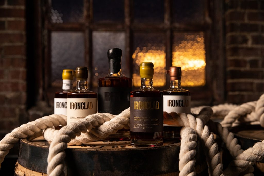 ironclad distillery newport news bourbon whiskey