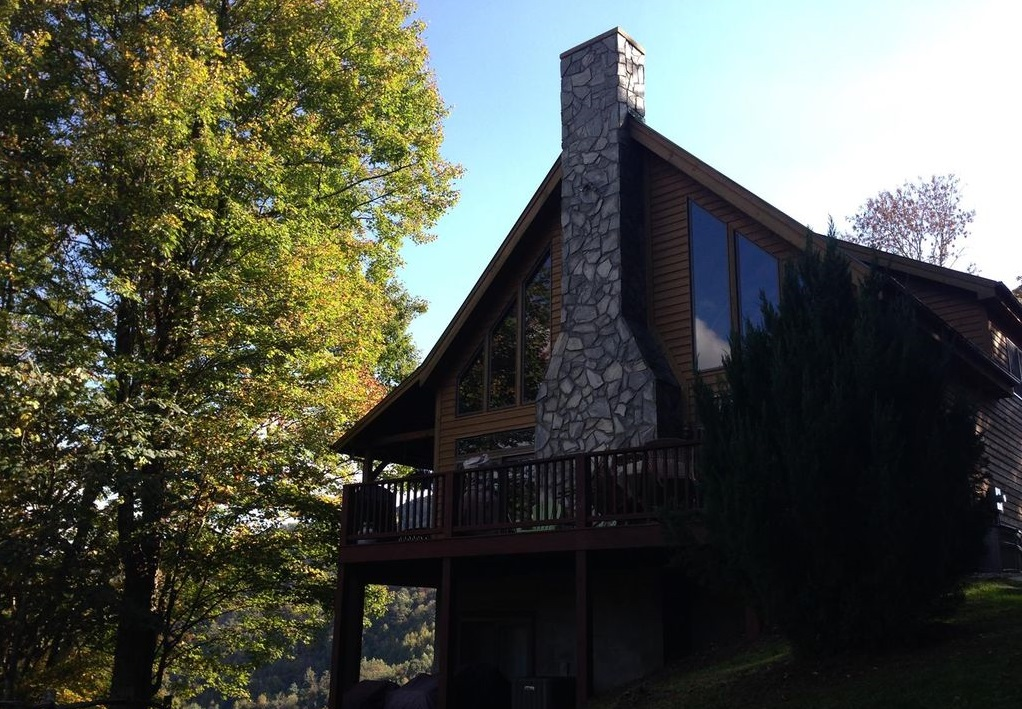 Lily Ridge Cabin Whitetop