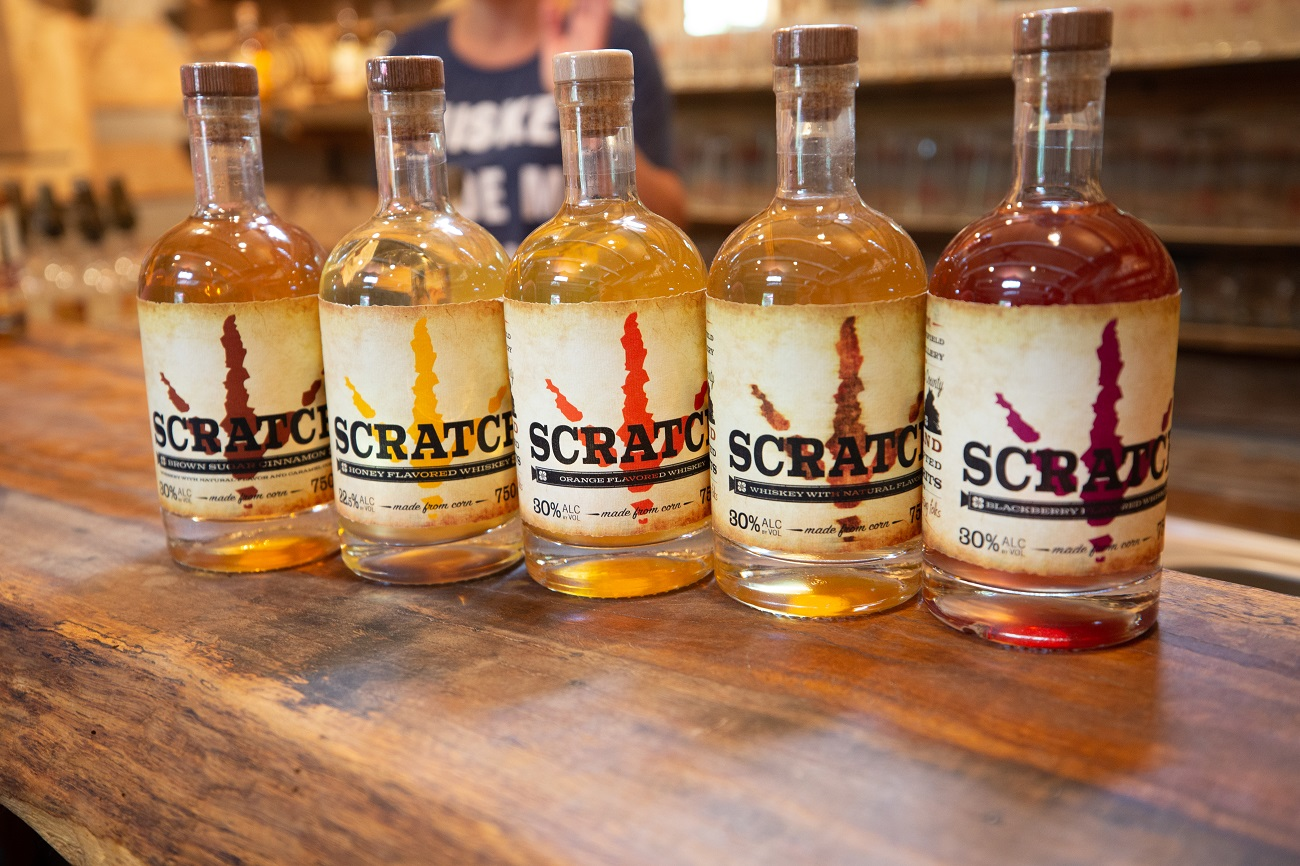springfield distillery scratch whiskey products