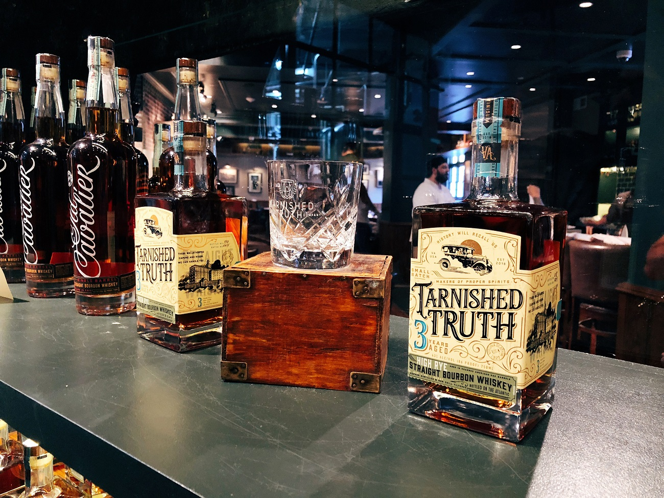 tarnished truth distilling company the cavalier virginia beach distillery