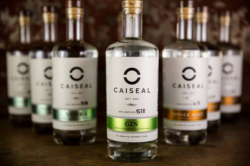 vanguard 757 brewpub and distillery caiseal bourbon whiskey products