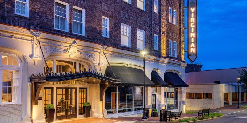 The Virginian Hotel Downtown Lynchburg