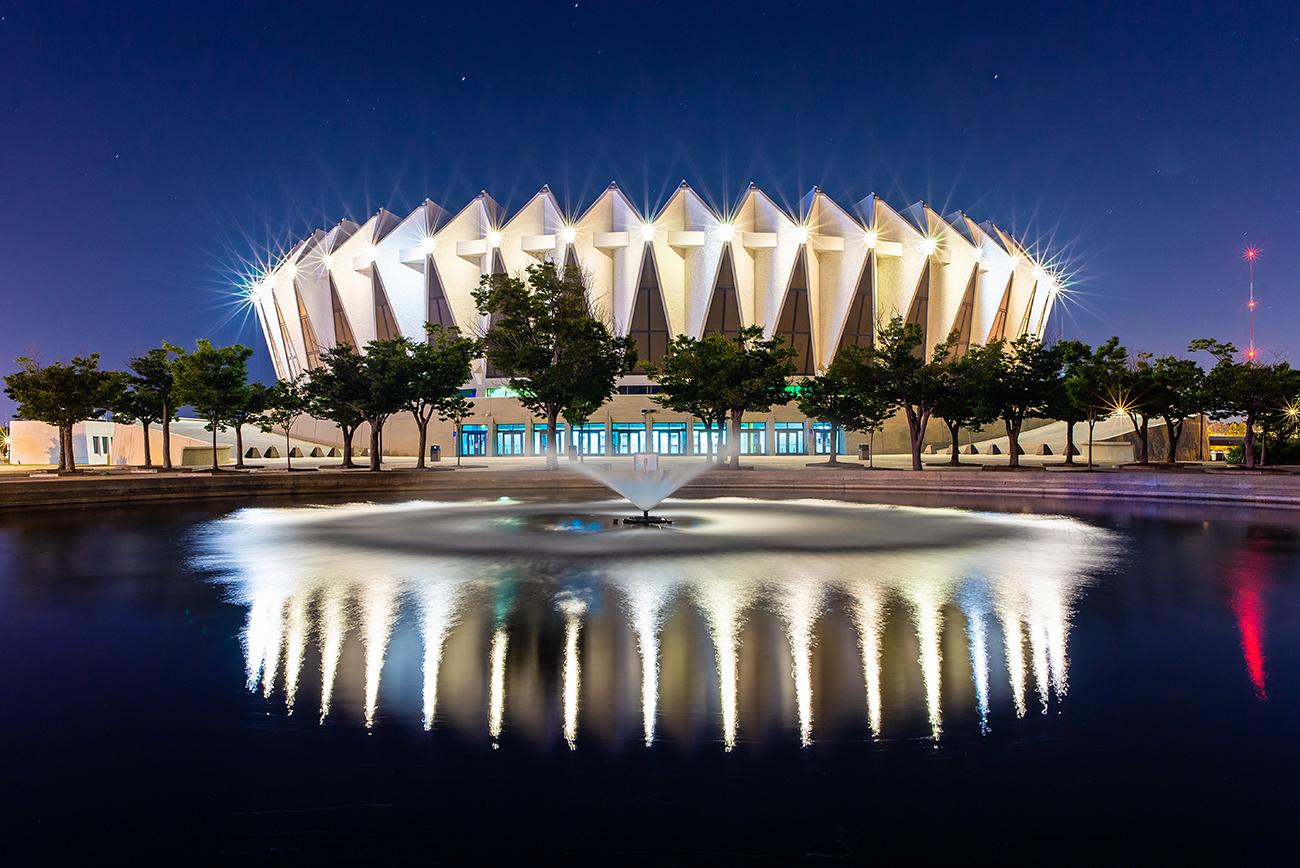 Hampton Coliseum