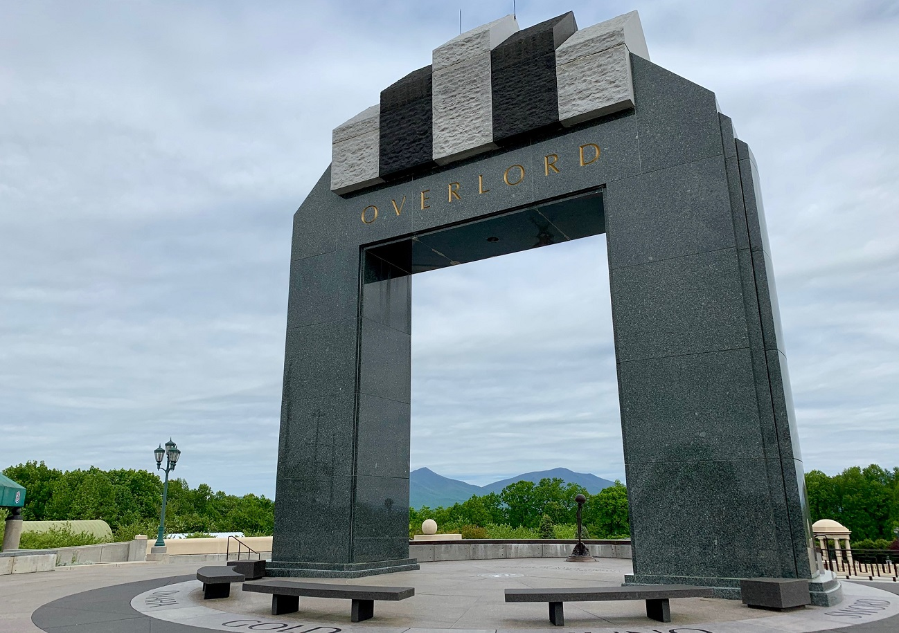 National D-Day Memorial in Bedford County commemorates World War II and D-Day