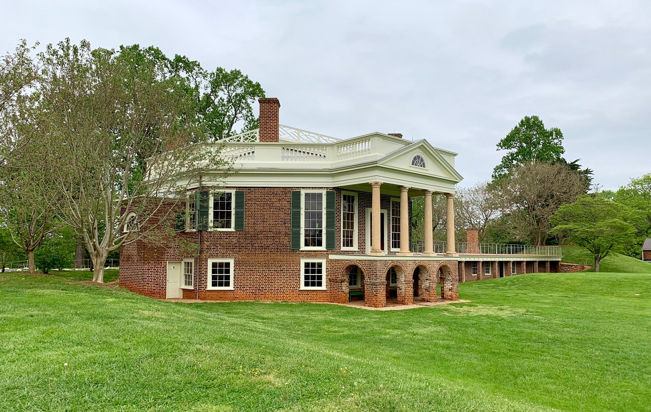 Thomas Jefferson's Poplar Forest Estate