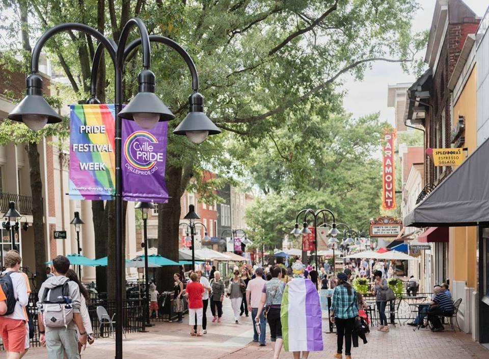 charlottesville cville pride festival