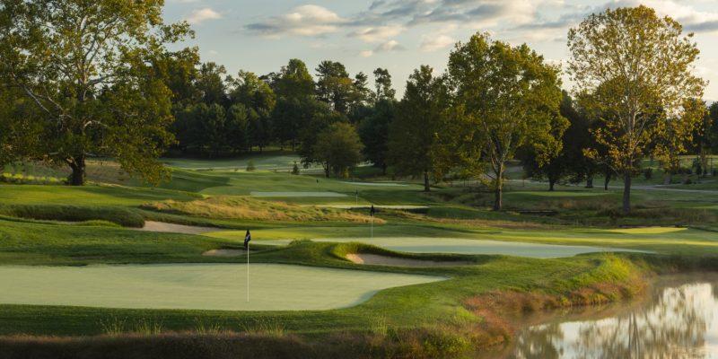 Birdwood Golf Course at Boar's Head Resort