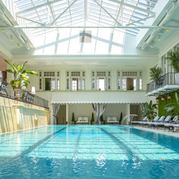 The Cavalier Hotel Indoor Pool Virginia Beach