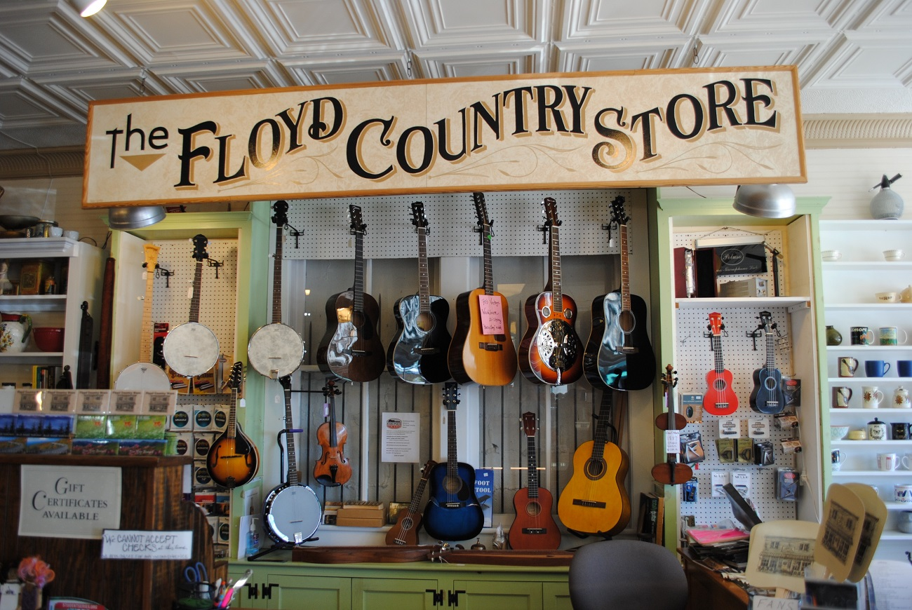 floyd country store