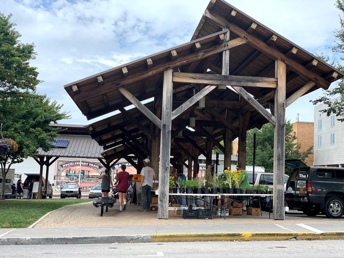 Blacksburg Farmers Market