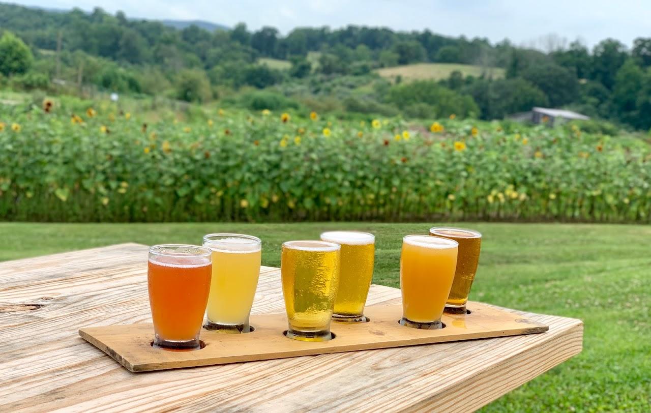 Rising Silo Farm Brewery Blacksburg