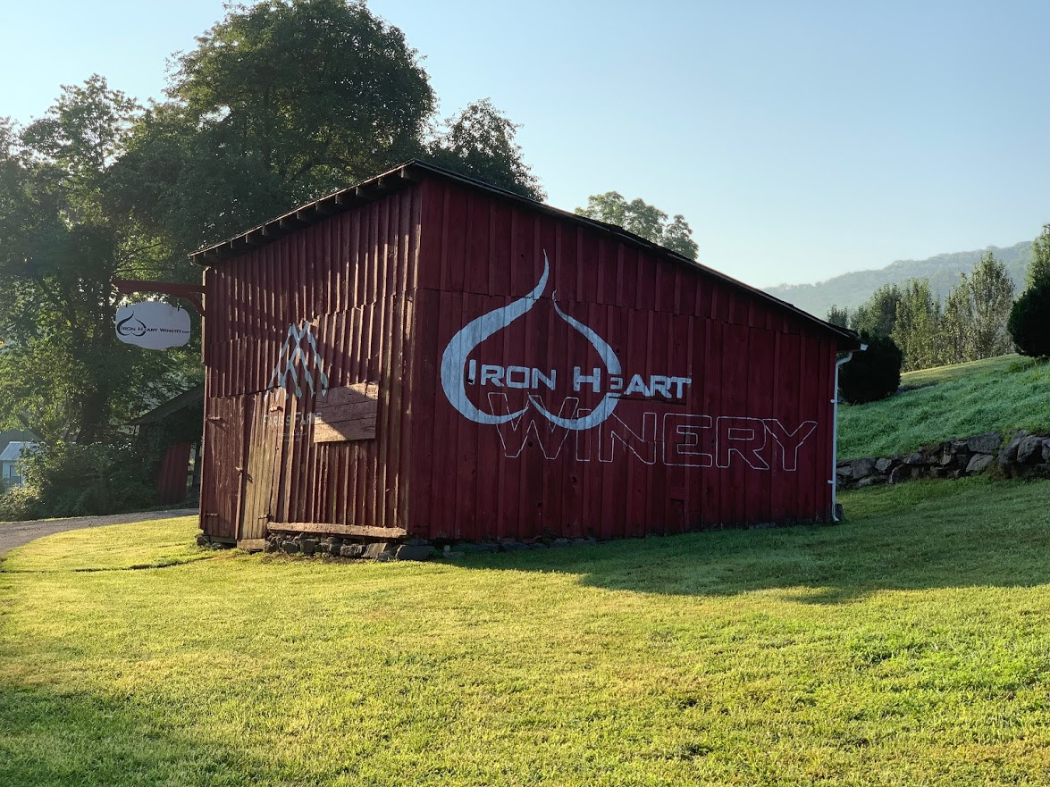 iron heart winery