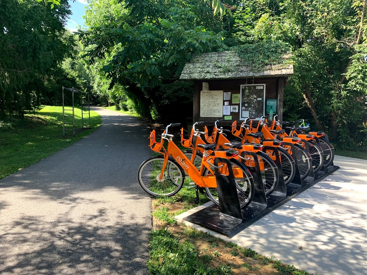 roam bike rentals blacksburg huckleberry trail