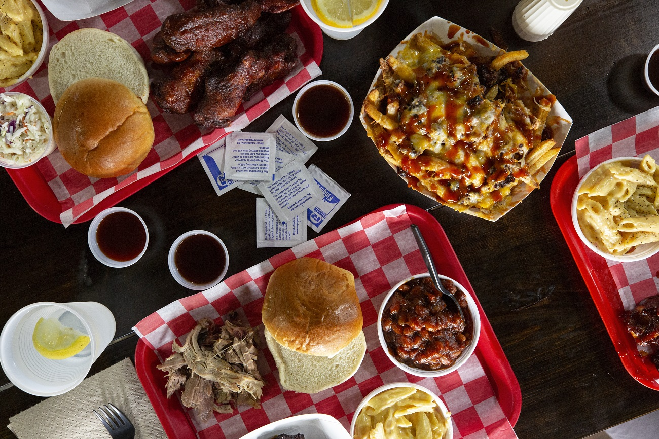 Shawn's Smokehouse Barbecue