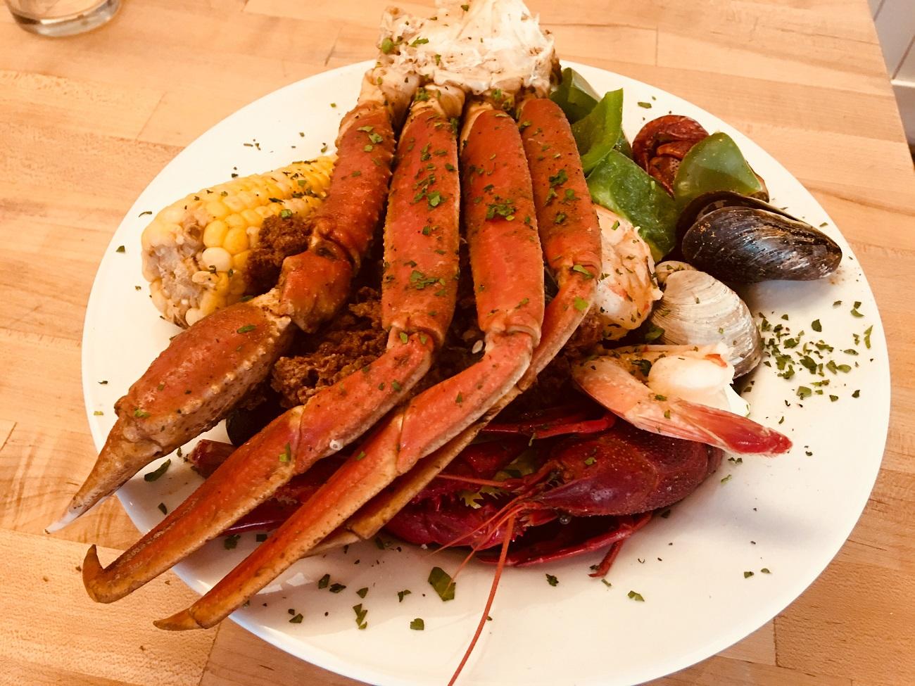 Public Fish & Oyster Restaurant Charlottesville