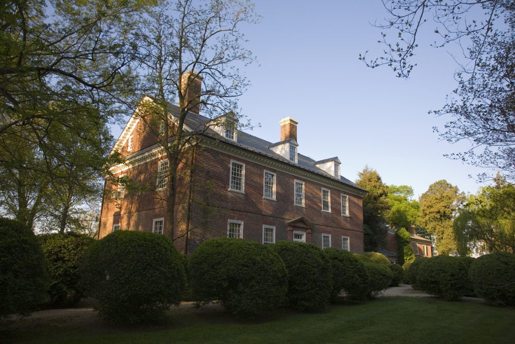 Berkeley Plantation on the James River is historic for many reasons, the most notable being the birthplace of William Henry Harrison, the 9th president of the United States.