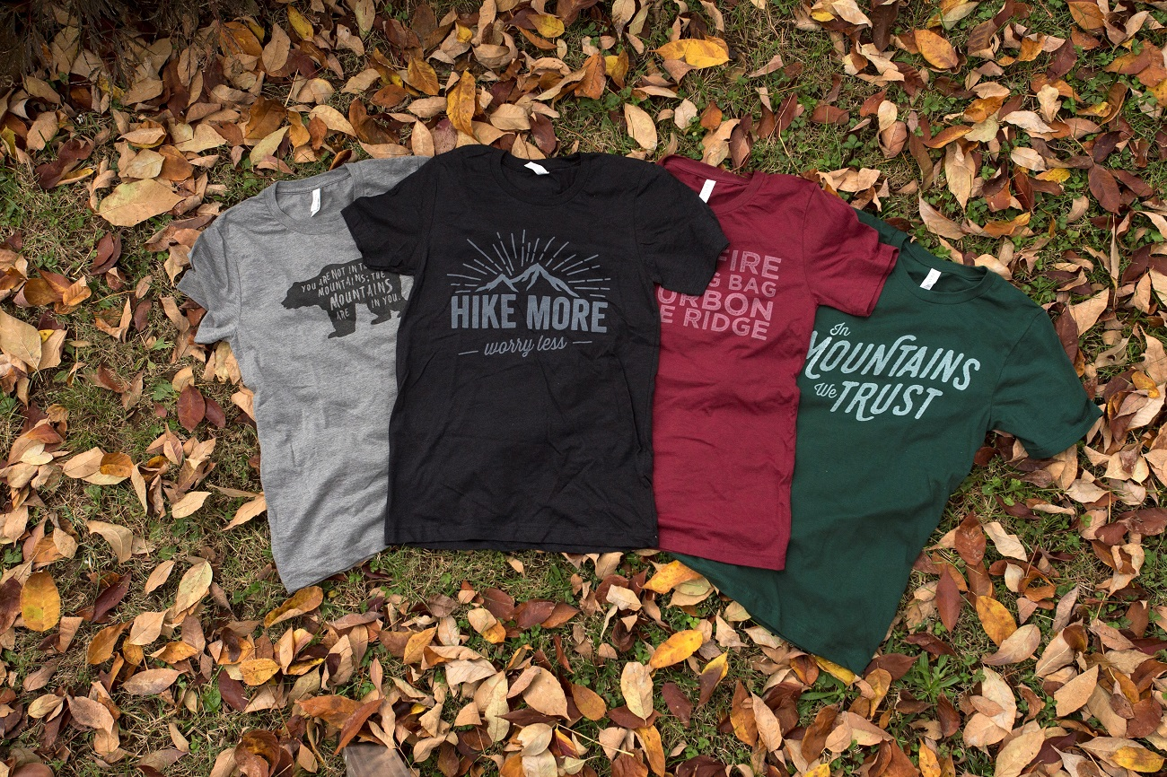 Blue Ridge Outdoor Apparel tshirts