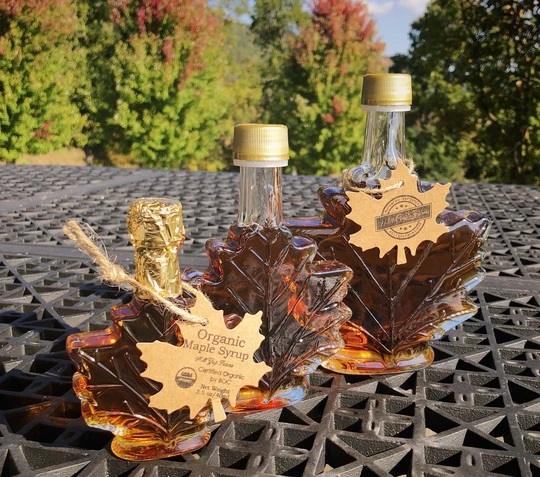 Mill Gap Farms Maple Syrup