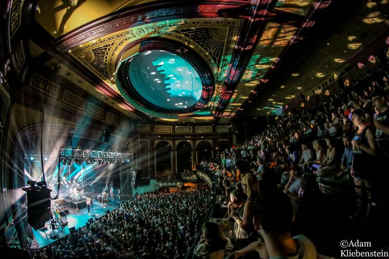The National music venue richmond