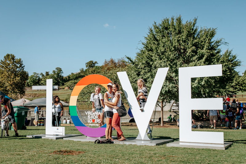 Virginia is for Lovers LGBTQ+