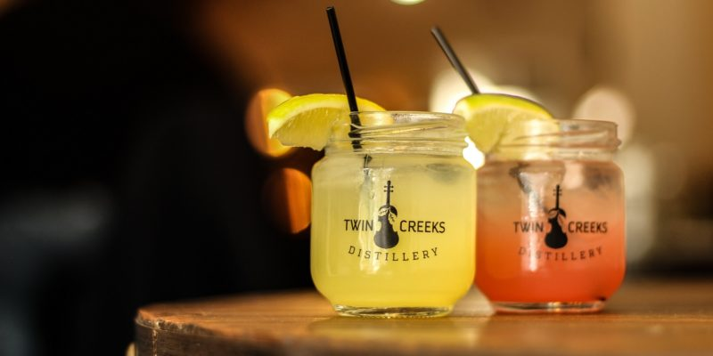 Twin Creeks Distillery