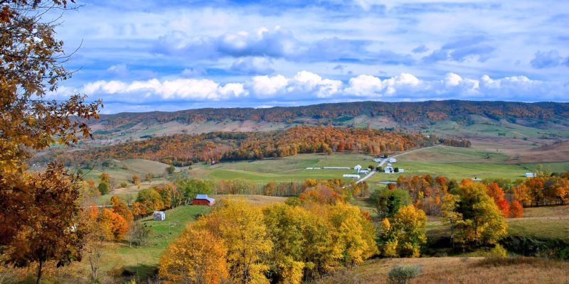 Scenic Highland County