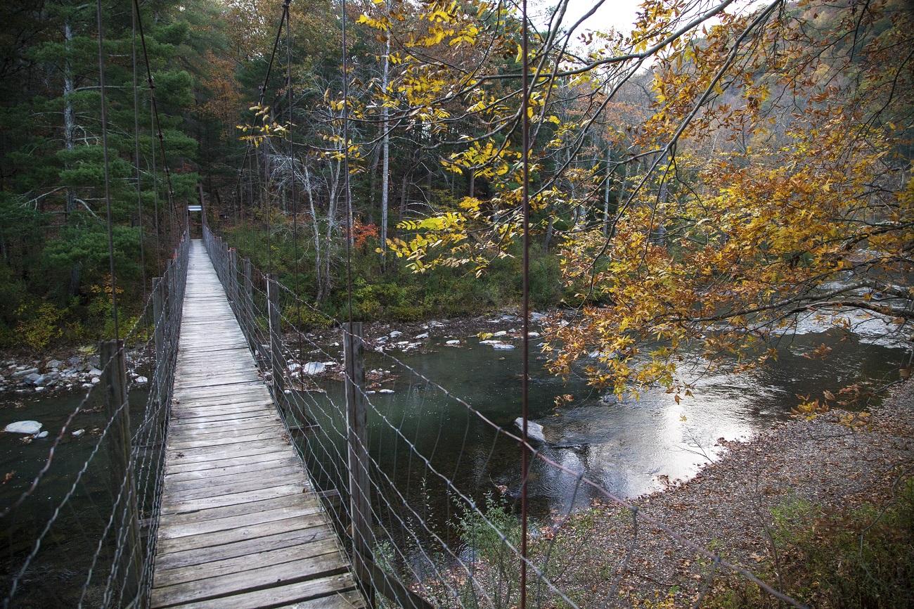 Goshen Pass/Jump Rock Hiking Trail