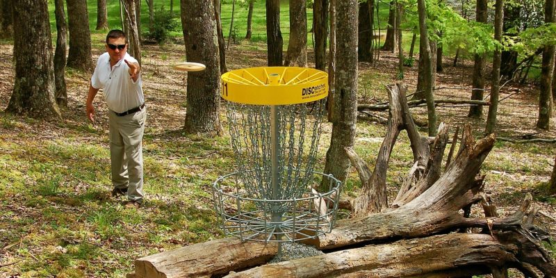 Primland Resort Disc Golf
