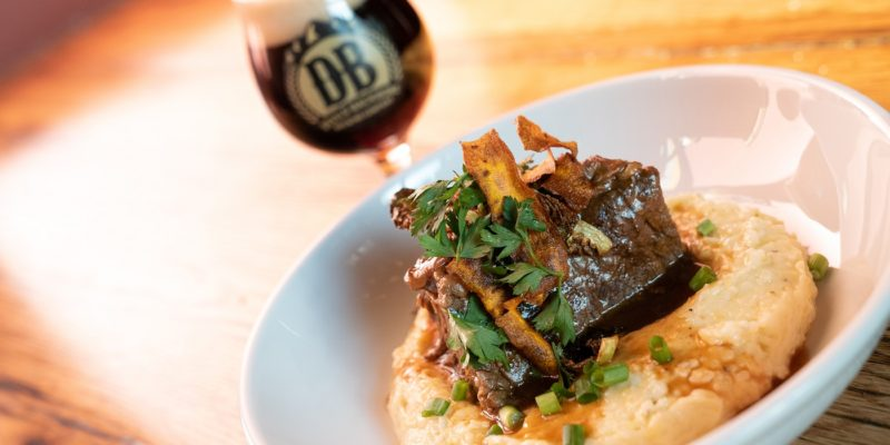 Devils Backbone Chef Dale Ford's Braised Short Ribs