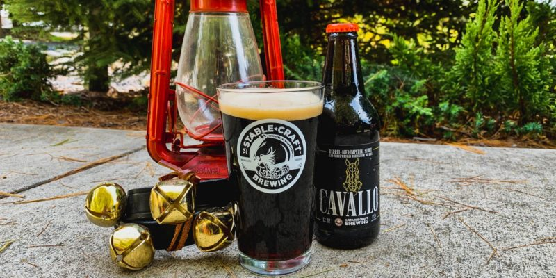 Stable Craft Brewing: Cavallo Barrel-Aged Imperial Stout