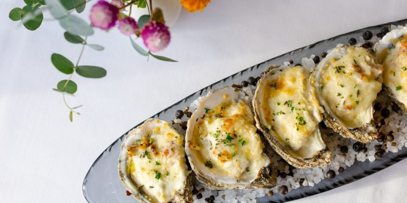 Tides Inn Chef: Baked Rappahannock Oysters