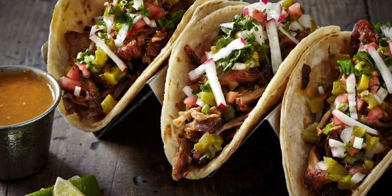 tacos from Taco Bamba